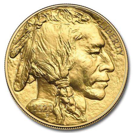 2020 American Gold Buffalo 1 oz Coin