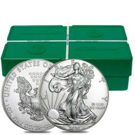 2020 American Silver Eagle Monster Box