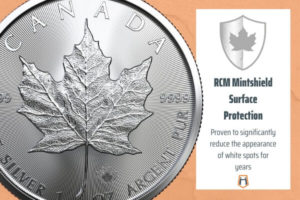 2020 Canadian Silver Maple 1 oz Coin