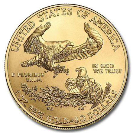 American Gold Eagle 1 oz Coin