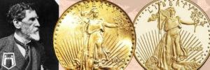Augustus Saint Gaudens Gold Coins