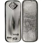 Johnson Mathey 100 oz Silver Bars