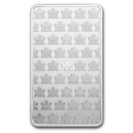 RCM 10 oz Silver Bars