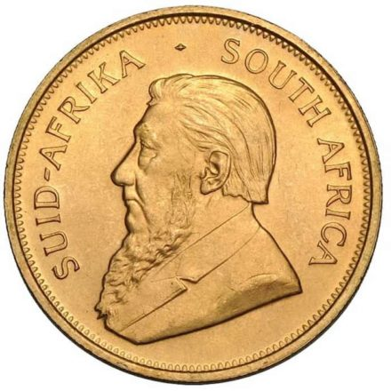 South African Gold Krugerrand 1 oz Coin