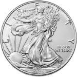 2020 American Silver Eagle 1 oz Coin