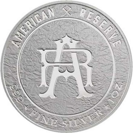American Reserve 1 oz Silver Round - Asahi