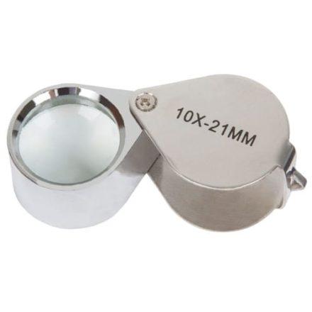 10X Jeweler's Magnifying Loupe