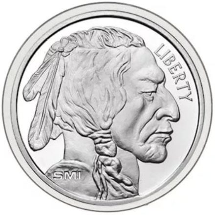 39mm Coin Capsule Silver Rounds