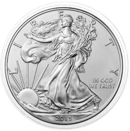 40mm Coin Capsule American Silver Eagle