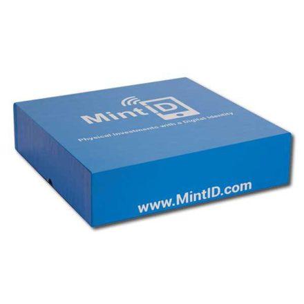 MintID Buffalo 1 oz Silver Round Monster Box of 500