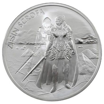 ZI:SIN Scrofa Ghost Silver