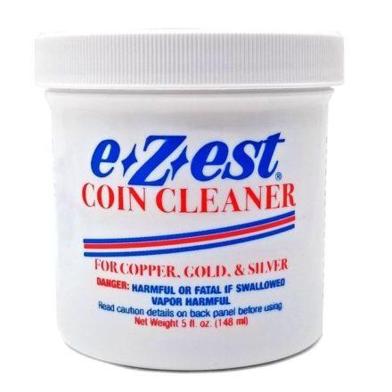 e-z-est easy coin cleaner 5 oz jar