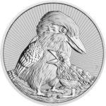 2020 Australia 2 oz Silver Kookaburra