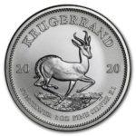 2020 Silver Krugerrand Obverse