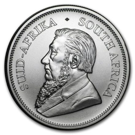 2020 Silver Krugerrand Reverse