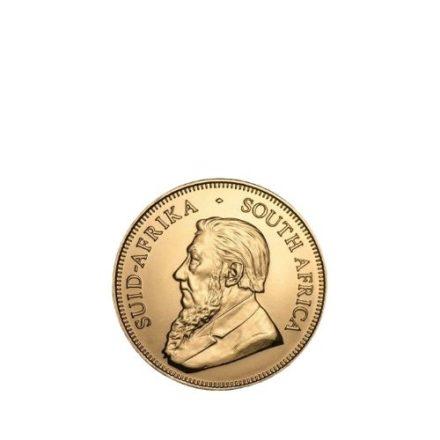 1/10 oz Gold South African Krugerrand Obverse