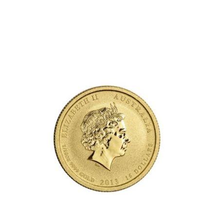 2013 1/10 oz Gold War in the Pacific Obverse