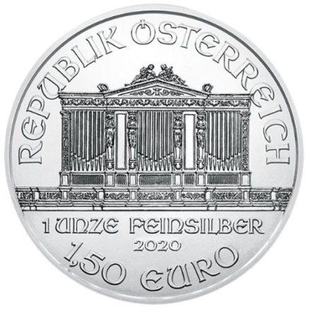 2020 Austria Silver Philharmonic Obverse