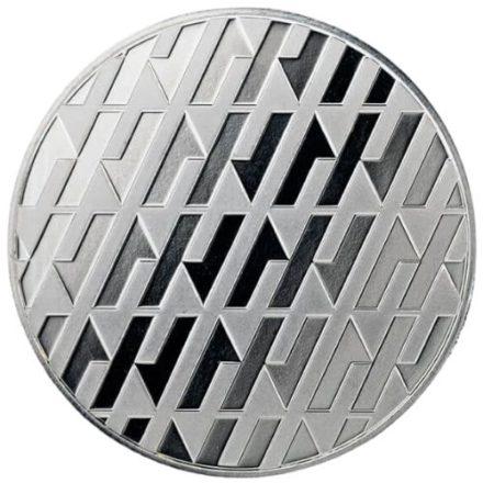 Asahi 1 oz Silver Round Reverse