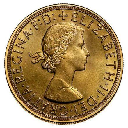 Great Britain Gold Sovereign Queen