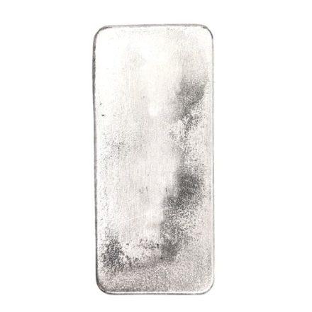 Nadir 10 oz Silver Bar Back