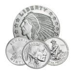 Silver Rounds 999 Fine