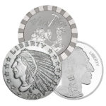 5 oz Silver Round - Any Mint, Any Condition