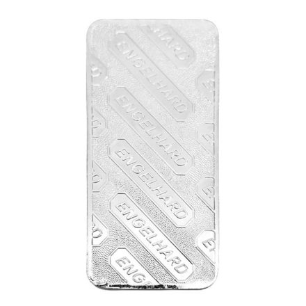 Engelhard 10 oz Silver Bar - Any Style Back