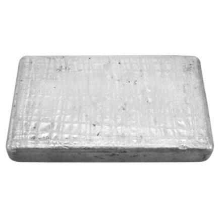 Engelhard 10 oz Silver Bar - Loaf Style Back