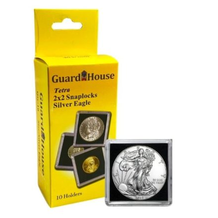 Guardhouse Tetra 2x2 Holder for Silver Eagle