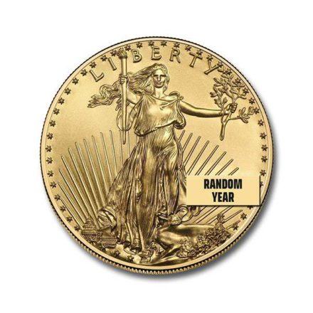 1/2 oz American Gold Eagle Coin