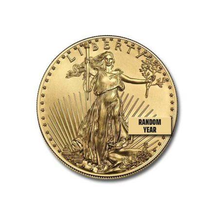 1/4 oz American Gold Eagle Coin