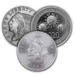 2 oz Silver Round - Any Mint, Any Condition