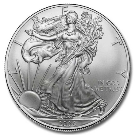 2009 American Silver Eagle Coin