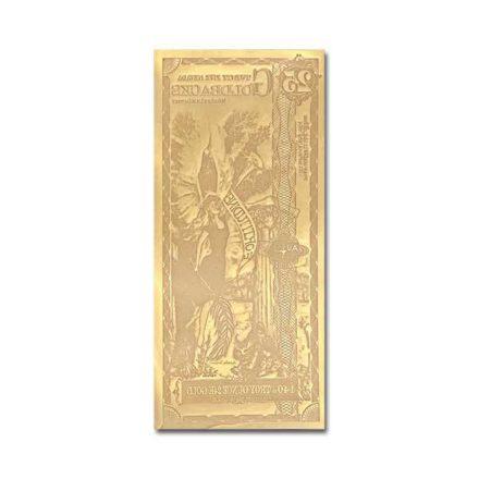 25 Nevada Goldback Aurum Gold Note