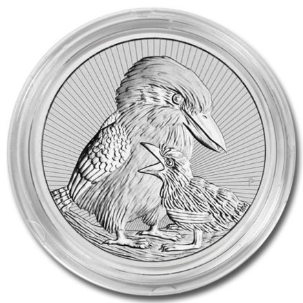 40mm Coin Capsule | 2 oz Next Generation Series