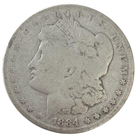 Morgan Silver Dollar Coin - Cull