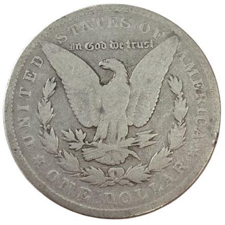 Morgan Silver Dollar Coin - Cull Reverse