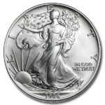1986 1 oz American Silver Eagle Coin