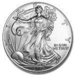 2005 American Silver Eagle Coin