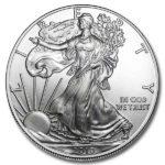 2010 1 oz American Silver Eagle Coin