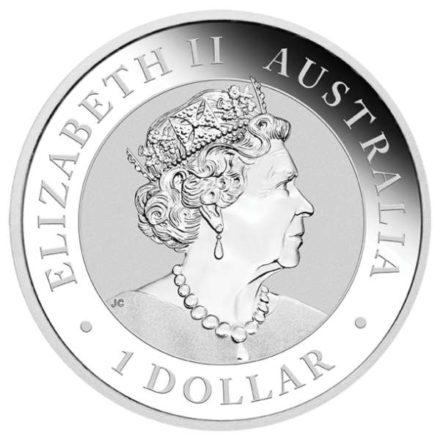 2021 Australia 1 oz Silver Kookaburra Coin