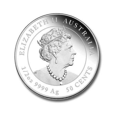 2021 Australian 1/2 oz Silver Lunar Ox Coin