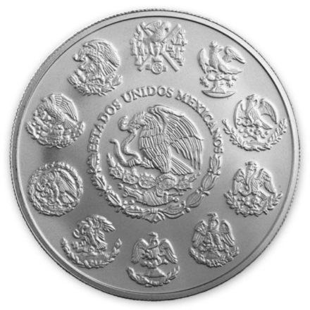 2020 1 oz Mexican Silver Libertad Coin