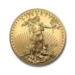 2021 1_2 oz American Gold Eagle Coin