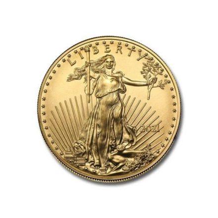 2021 1/4 oz American Gold Eagle Coin