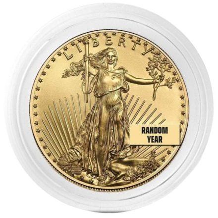 27mm Coin Capsule _ 1_2 oz Gold Eagle (1)