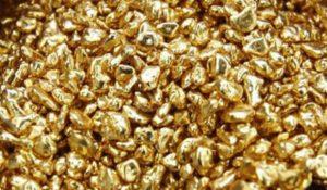 1 grain gold bar