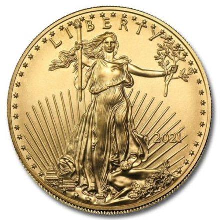 2021 1 oz American Gold Eagle Coin