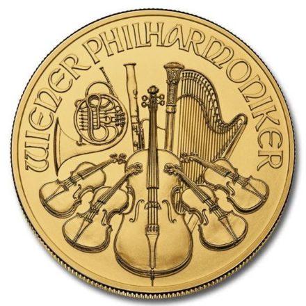 2021 1 oz Austria Gold Philharmonic Coin